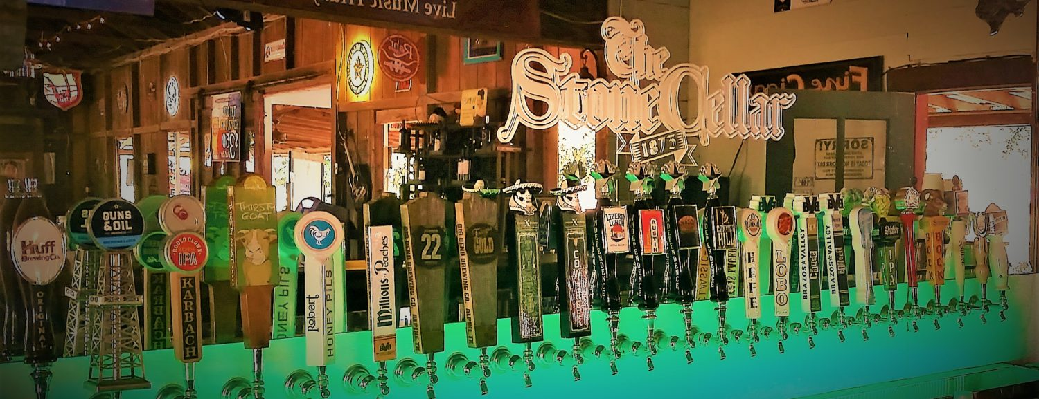 Craft Beers, Fine Wines, Live Music and Pizza in Round Top Tx
